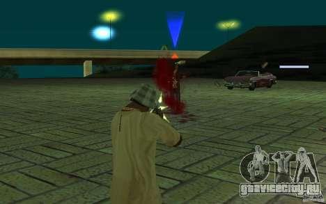 Mutant для GTA San Andreas четвёртый скриншот