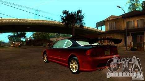 Oldsmobile Alero 2003 для GTA San Andreas вид сбоку