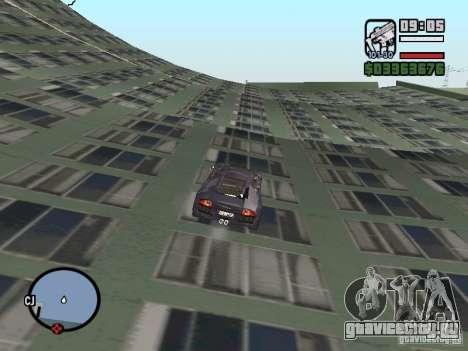 Проезд над океаном (Beta версия) для GTA San Andreas пятый скриншот