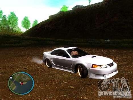 Saleen S281 для GTA San Andreas вид справа