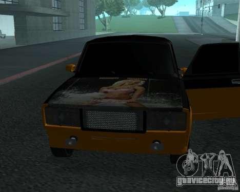 ВАЗ 21053 тюнинг для GTA San Andreas