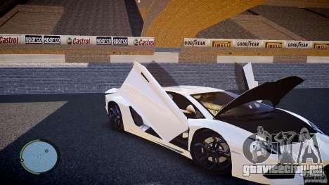 Lamborghini Aventador LP 700-4 для GTA 4 вид сбоку