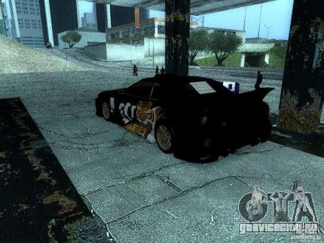 Винил Биг-Лу из Most Wanted для GTA San Andreas вид справа