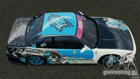 Nissan Silvia S13 Non-Grata [Final] для GTA 4 вид справа