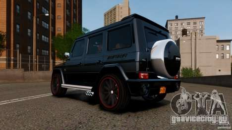 Mercedes Benz G55 AMG Aka Eurosport body kit для GTA 4 вид слева