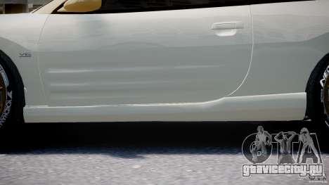 Mitsubishi Eclipse GTS Coupe для GTA 4 салон