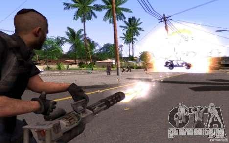 Соуп МакТавиш (Бразилия) для GTA San Andreas четвёртый скриншот