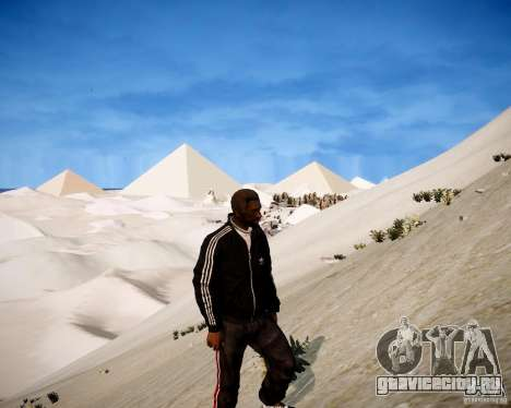 Black Niko для GTA 4 пятый скриншот