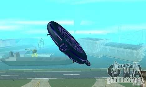 Chuckup для GTA San Andreas вид сверху