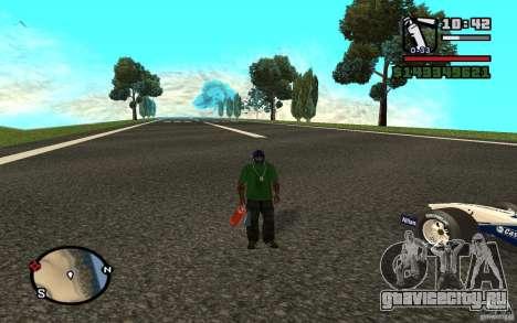 High-speed line для GTA San Andreas второй скриншот