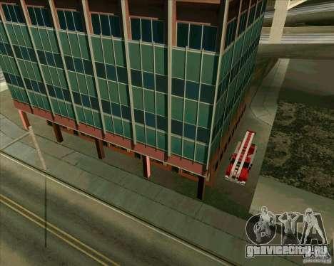Припаркованный транспорт v2.0 для GTA San Andreas четвёртый скриншот