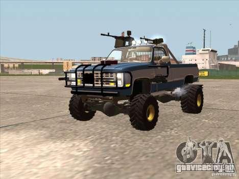 Chevrolet Hunter для GTA San Andreas