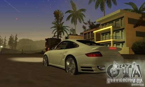 Color Correction для GTA San Andreas шестой скриншот