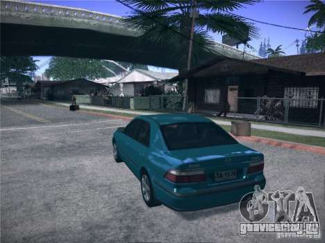 Mazda 626 GF 1999 для GTA San Andreas вид справа