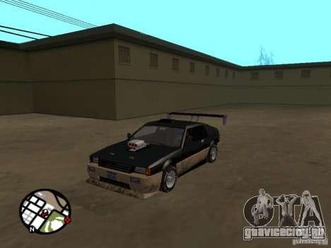 Новые запчасти для тюнинга для GTA San Andreas четвёртый скриншот