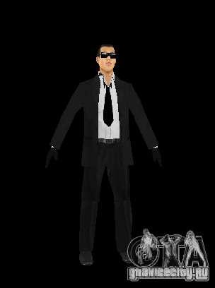 Skinpak Yakuza для GTA San Andreas