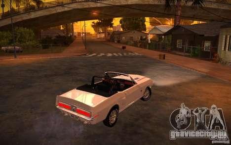 ENBSeries v1.0 By ГАЗелист для GTA San Andreas четвёртый скриншот