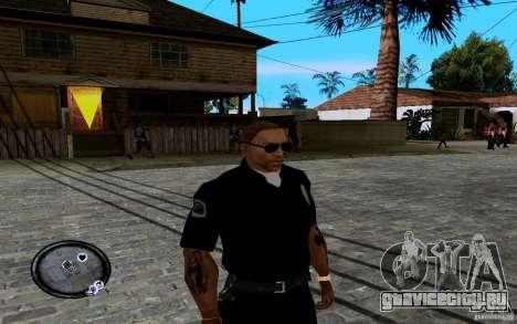 Новый CJ для GTA San Andreas второй скриншот