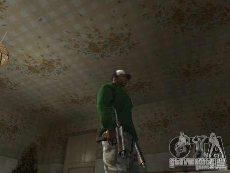 Пак Отечественного Оружия V2 для GTA San Andreas десятый скриншот
