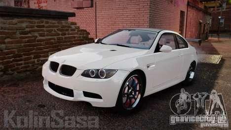 BMW E92 M3 Threep Edition для GTA 4