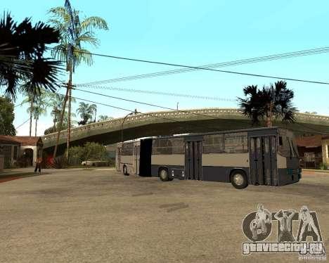 Икарус 280 для GTA San Andreas вид слева