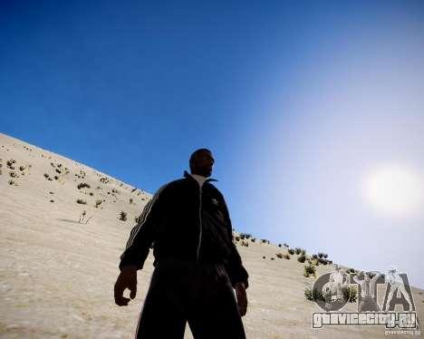 Black Niko для GTA 4 второй скриншот