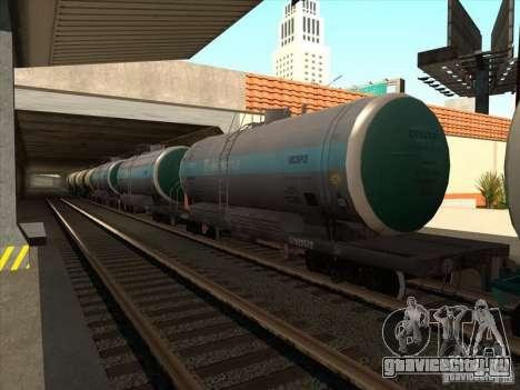 Цистерна №57929572 для GTA San Andreas