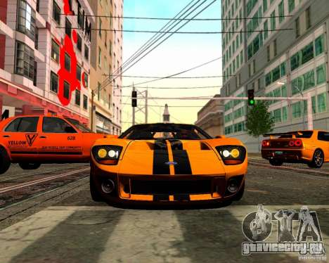 Real World ENBSeries v2.0 для GTA San Andreas