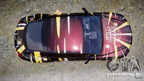 Bentley Continental SS 2010 Gumball 3000 [EPM] для GTA 4 салон