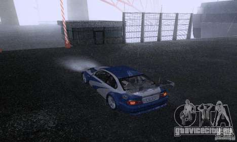 ENB Reflection Bump 2 Low Settings для GTA San Andreas девятый скриншот