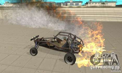 GTA FEATURE BURNOUT FIX 1.2 для GTA San Andreas второй скриншот