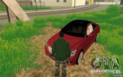 CLEO мод: CJ может чинить машину для GTA San Andreas второй скриншот