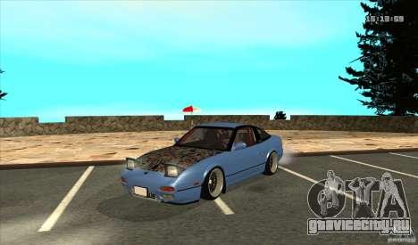 Nissan 240SX JDM для GTA San Andreas