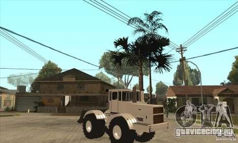 Кировец К701 для GTA San Andreas вид сзади