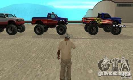 Атомная бомба для GTA San Andreas второй скриншот