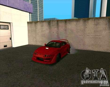 Toyota Supra from MW для GTA San Andreas