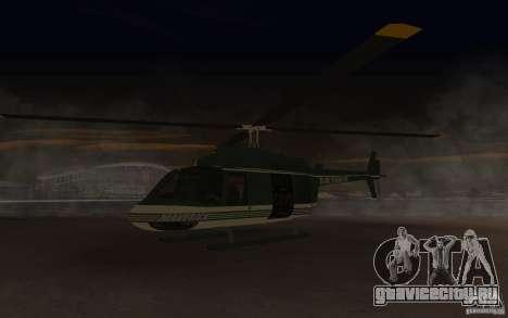 GTA IV Maverick для GTA San Andreas