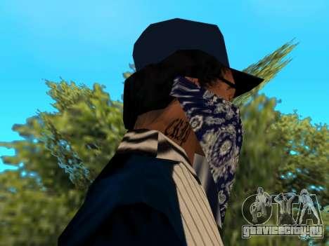 CripS Ryder для GTA San Andreas третий скриншот