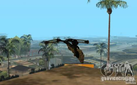 Арбалет для GTA San Andreas второй скриншот