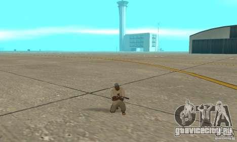 Actdead для GTA San Andreas второй скриншот