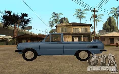 ЗАЗ 968 МП для GTA San Andreas вид слева