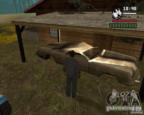 Дом охотника v3.0 Final для GTA San Andreas второй скриншот