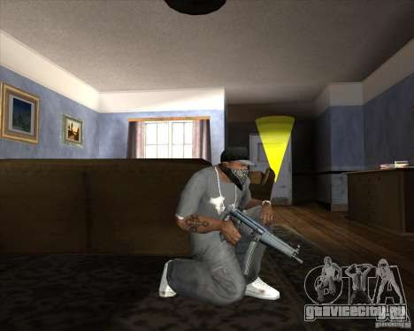 Jarra Mono Arsenal v1.2 для GTA San Andreas