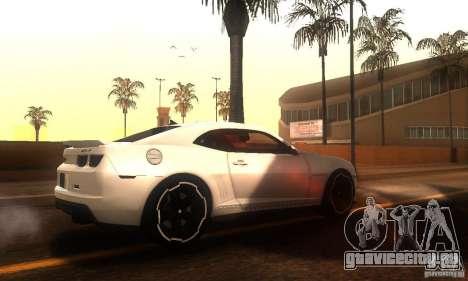 ENB by rybamolot для GTA San Andreas третий скриншот
