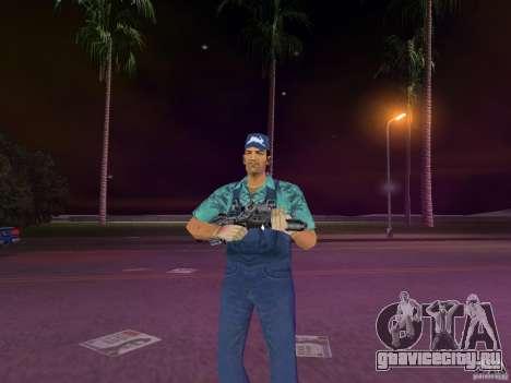 Пак Отечественного Оружия для GTA Vice City пятый скриншот