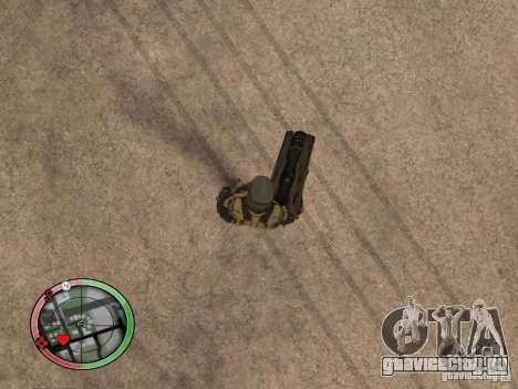 Оружие alien из Crysis 2 v2 для GTA San Andreas пятый скриншот