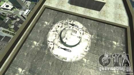 UFO ufo textured для GTA 4 вид справа