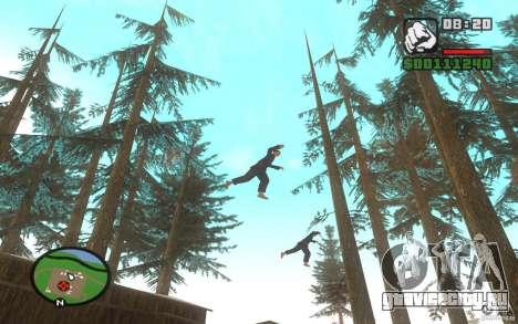 Смертельная битва для GTA San Andreas