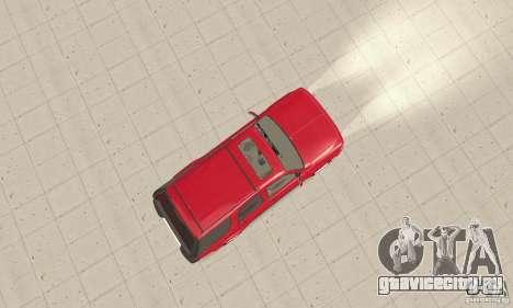 Chevrolet Tahoe 1992 для GTA San Andreas вид справа