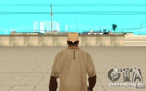 Бандана yendex для GTA San Andreas третий скриншот